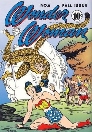Cheetah: Η νέα κακιά της Wonder Woman ανοίγει τον δρόμο για την ταινία Thundercats;