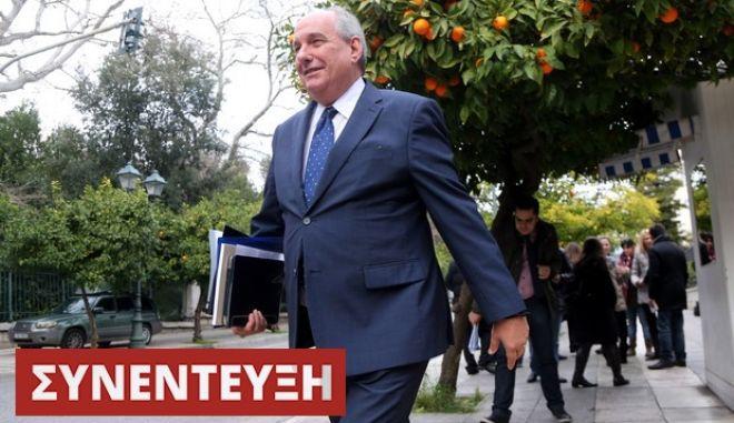Κουίκ στο NEWS 247: Θα διατηρηθεί το ισχύον καθεστώς ΦΠΑ στο Αιγαίο. Για ποια αλλαγή πολιτικής μιλά ο Σαμαράς;