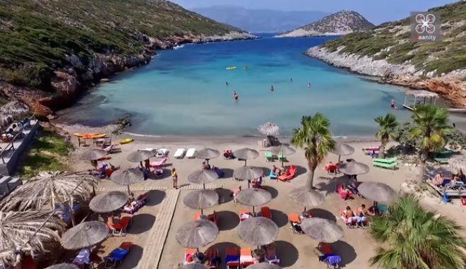 Αυτός ο εξωτικός παράδεισος είναι στην άκρη της Ελλάδας