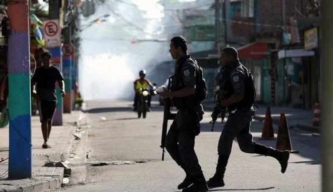 Βραζιλία: 27 άνθρωποι δολοφονήθηκαν μέσα σε 24 ώρες
