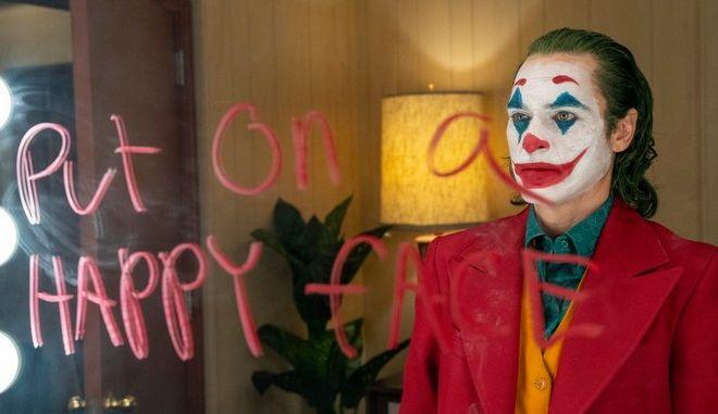 Ο Φίνιξ ως Joker