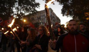 Ιταλία: Διαδηλώσεις της άκρας δεξιάς και αντιφασιστών σε όλη τη χώρα