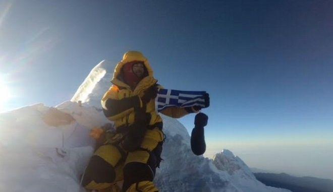 Δυο Έλληνες στην κορυφή του κόσμου
