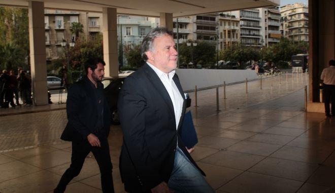 Ο υπουργός Εργασίας Γιώργος Κατρούγκαλος