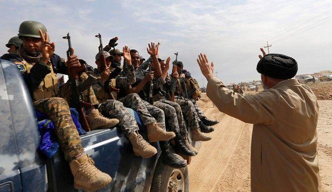 Ιράκ: Ξεκινά η επίθεση εναντίον του Isis