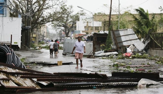 Νεκροί σε Φιλιππίνες και Ταϊβάν από τον ισχυρότερο τυφώνα της χρονιάς