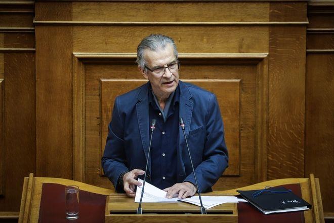 Ο πρώην αναπληρωτής υπουργός Παιδείας του ΣΥΡΙΖΑ Τάσος Κουράκης