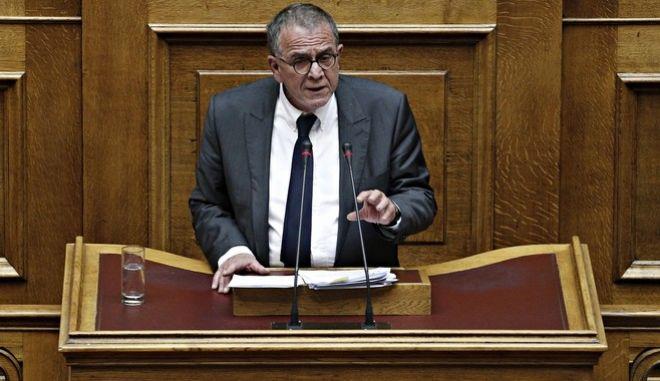 Greek Parliament to vote on refugee bill on Apr. 1, 2016 /       .  1  2016