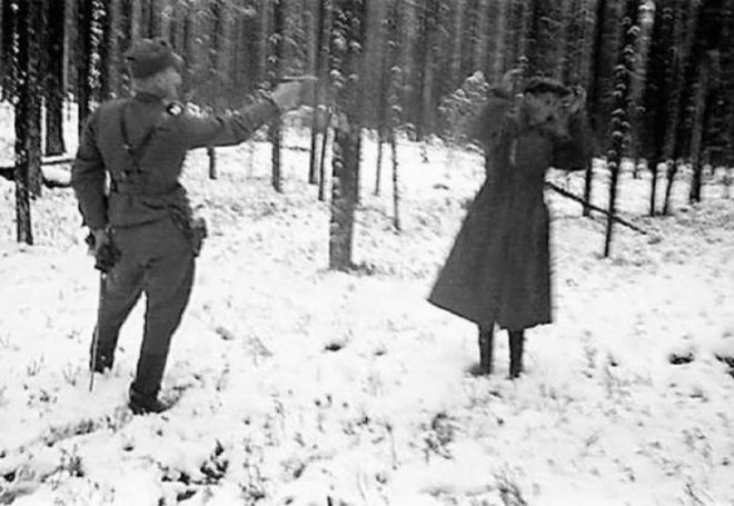 Μηχανή του χρόνου: Το χαμόγελο του Σοβιετικού κατασκόπου λίγο πριν τον εκτελέσουν στη Φινλανδία