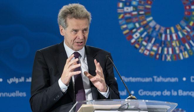 Ο Π.Τόμσεν ο επικεφαλής του Ευρωπαϊκού Ταμείου του ΔΝΤ