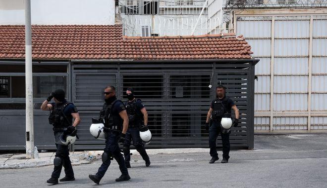 Αστυνομικοί στις φυλακές Κορυδαλλού