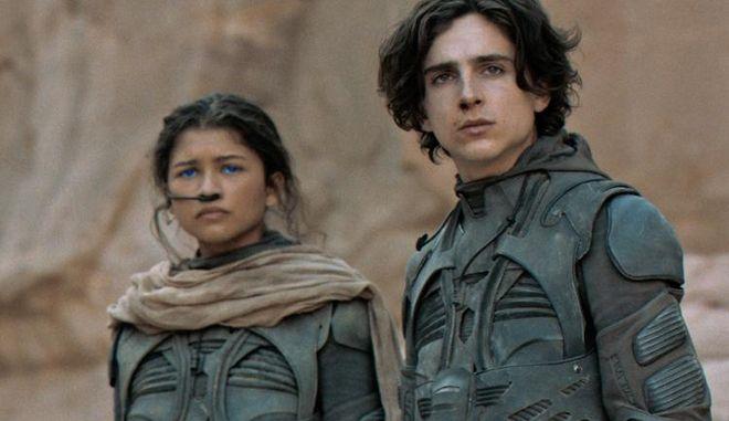 """Φεστιβάλ Βενετίας: To """"Dune"""" θα αγαπηθεί από τους φανς, αλλά το ευρύτερο κοινό δύσκολα θα ενθουσιαστεί"""