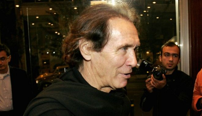 Ο αγαπημένος ηθοποιός Φαίδων Γεωργίτσης