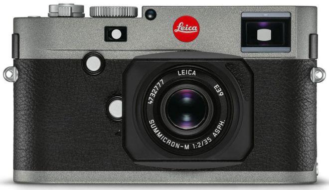 "Leica M-E (Typ 240): Επίσημα η ""προσιτή"" entry-level rangefinder κάμερα της εταιρείας"