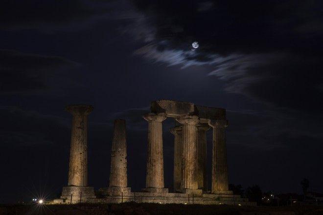 Πανσέληνος στην Ελλάδα