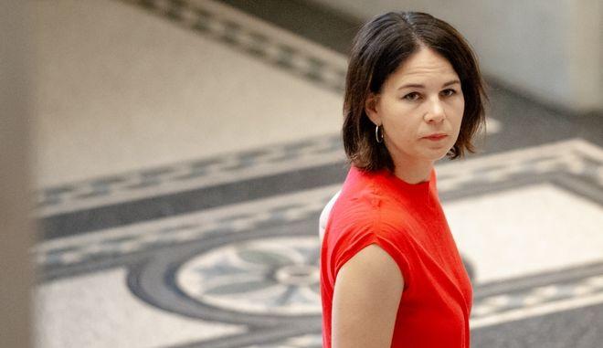 Η επικεφαλής των Πρασίνων Αναλένα Μπέρμποκ