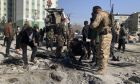 Βομβιστική επίθεση στην Καμπούλ