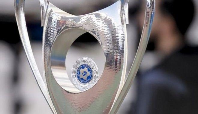 """Κύπελλο Ελλάδας: Οι """"8"""" των προημιτελικών"""