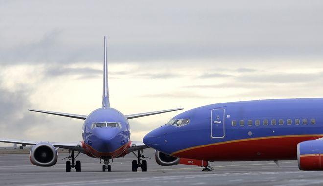 Αεροσκάφος της Southwest Airlines