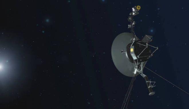 Απεικόνιση του Voyager 1