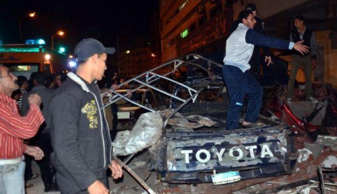 Ισλαμιστική οργάνωση ανέλαβε την ευθύνη για τη βομβιστική επίθεση στη Μανσούρα