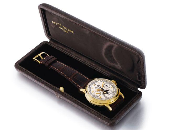 Το ρολόι που πωλήθηκε σε δημοπρασία για 3,9 εκατ. δολάρια