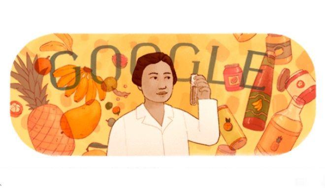 Το doodle της Google για τη Maria Ylagan Orosa