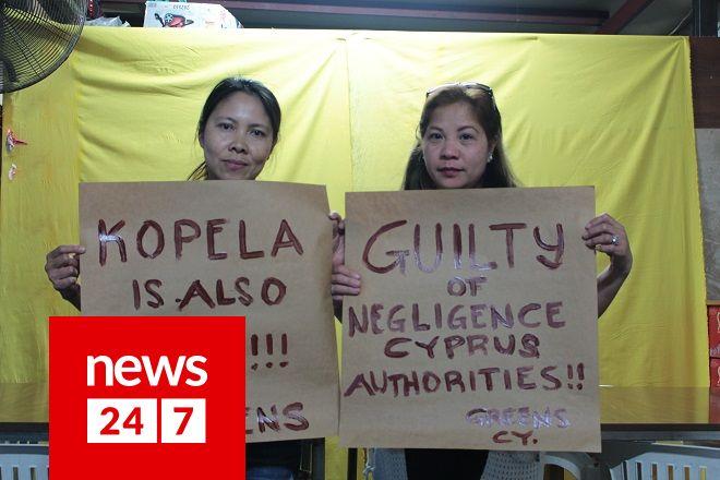 Ξεσπά η κοινότητα Φιλιππινέζων Κύπρου: Αδιαφόρησε η αστυνομία - Αν δεν μας αγνοούσαν θα είχαμε λιγότερα θύματα