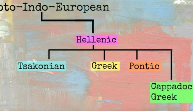 Καναδός παρουσιάζει την ιστορία της ελληνικής γλώσσας και έχει ένα ερώτημα για εμάς