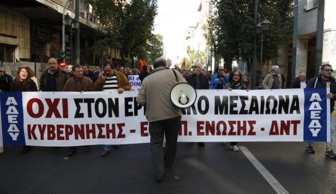 Σε κλοιό κινητοποιήσεων η Θεσσαλονίκη