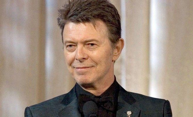 Ο David Bowie