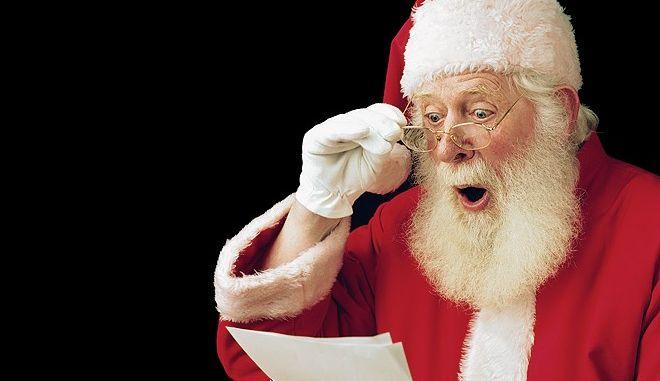 Γράμμα στον Άγιο Βασίλη. Πώς θα φτιάξετε σωστά τη λίστα με τα χριστουγεννιάτικα δώρα