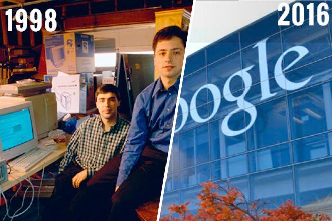 Εταιρείες δισεκατομμυρίων που ξεκίνησαν από ένα γκαράζ
