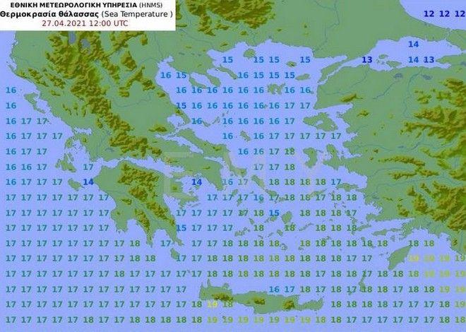 Καιρός - Πάσχα: Μέχρι και 32 βαθμούς την Κυριακή
