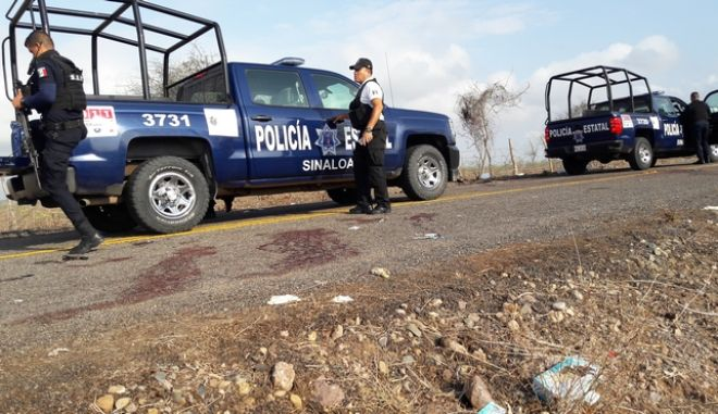 'Βάφτηκε' με αίμα το Μεξικό το 2017