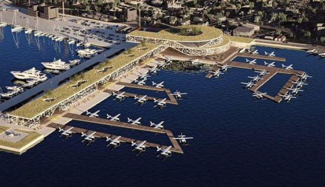 Έτσι θα είναι το μητροπολιτικό υδατοδρόμιο στην Ελευσίνα