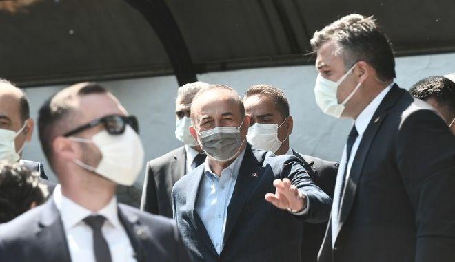 Επίσκεψη του Τούρκου ΥΠΕΞ Μεβλούτ Τσαβούσογλου στην Κομοτηνή