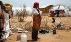 Γυναίκα στην Κένυα