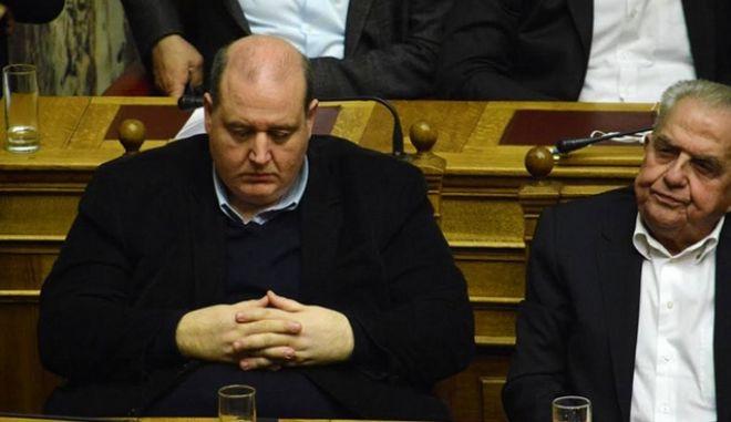 Φίλης για τον ύπνο στη Βουλή: 'Έχω κλινική άπνοια'