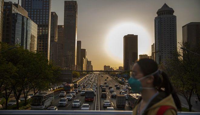 Η εξάπλωση του κορονοϊού στην Κίνα