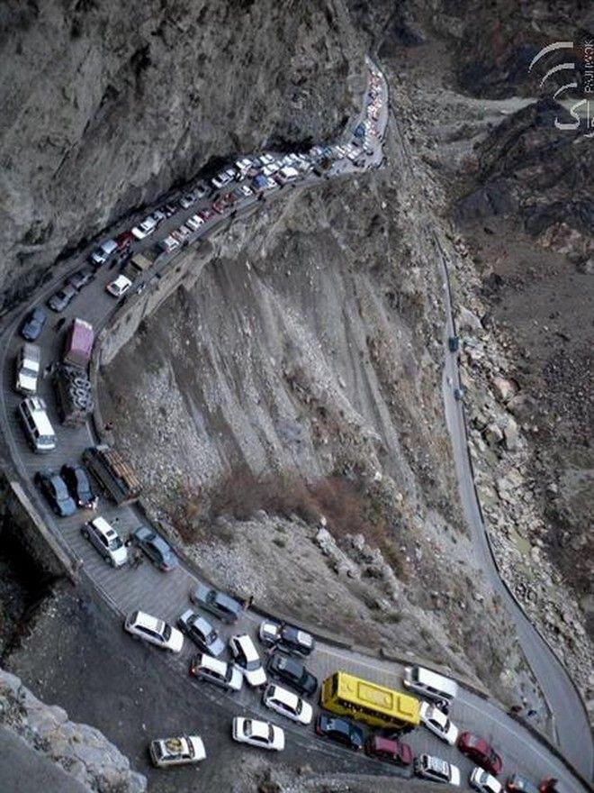 Οι δέκα πιο επικίνδυνοι δρόμοι του κόσμου
