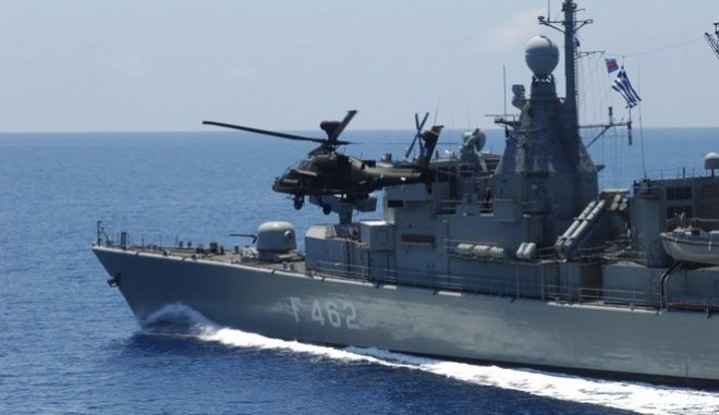 Έρχεται 'Καταιγίδα' στο Αιγαίο από το Πολεμικό Ναυτικό