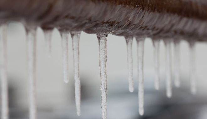 Προστασία από τον παγετό