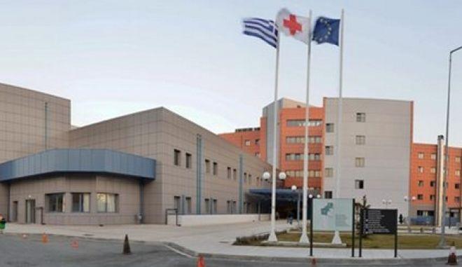 Το νοσοκομείο Καβάλας