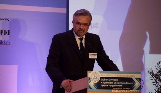 Ο Χρήστος Μεγάλου ο νέος CEO της Πειραιώς