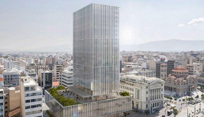 Πύργος Πειραιά: Πώς θα είναι με τη νέα του μορφή