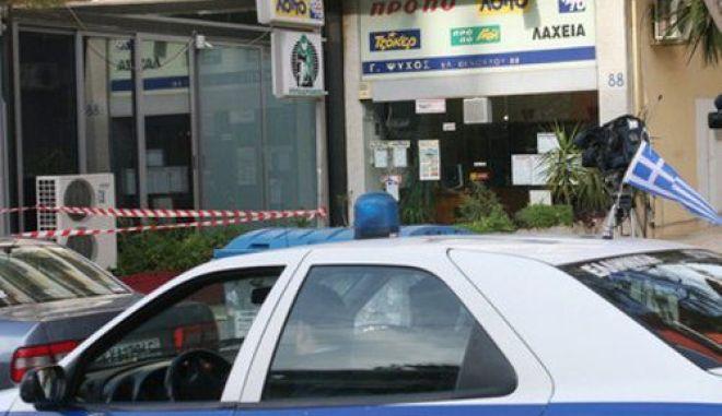Ληστεία σε πρακτορείο ΟΠΑΠ στο κέντρο της Θεσσαλονίκης