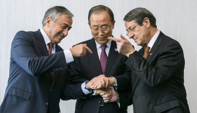 Αναστασιάδης: Τα κυριαρχικά δικαιώματα της Κύπρου δεν είναι υπό διαπραγμάτευση