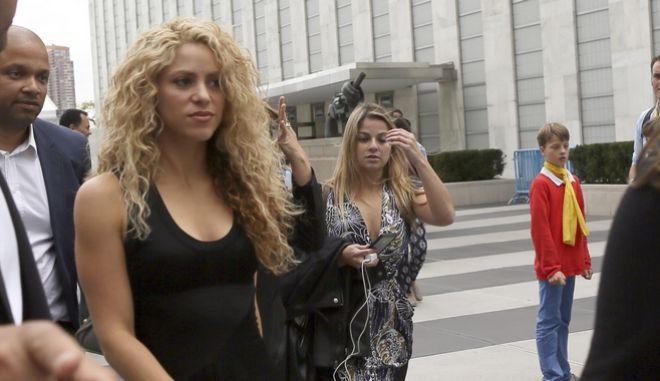 Ο όμιλος διοργάνωσης συναυλιών Live Nation ζήτησε συγγνώμη, επειδή στα είδη που πωλούνταν σε συναυλία της Shakira