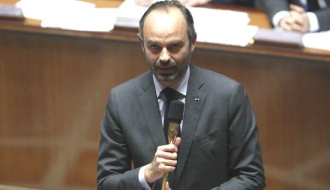 O Γάλλος Πρωθυπουργός